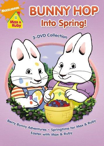 Max and Ruby: Bunny Hop into Spring