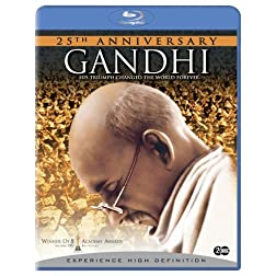 Gandhi (+ BD Live) [Blu-ray]