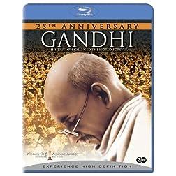 Gandhi (+ BD Live) [Blu-ray]