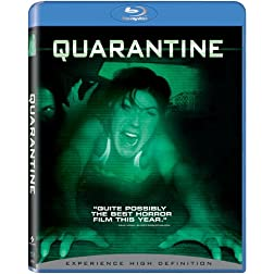 Quarantine (+ BD Live) [Blu-ray]