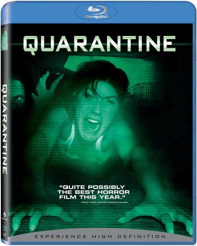Quarantine (+ BD Live) [Blu-ray]