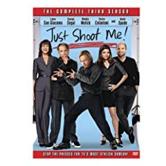 Just Shoot Me: The Complete 3rd Season