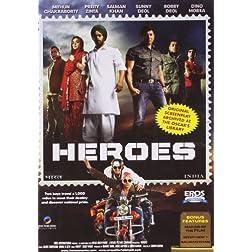 Heroes (2008) DVD
