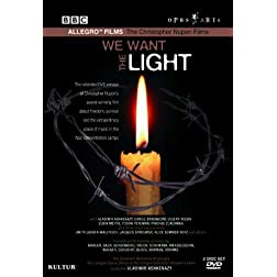We Want The Light - Christopher Nupen's Holocaust Film