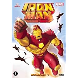 Vol. 1-Iron Man (Episode 1-5)