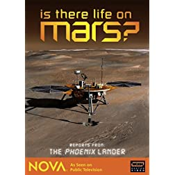 NOVA: Is There Life on Mars?