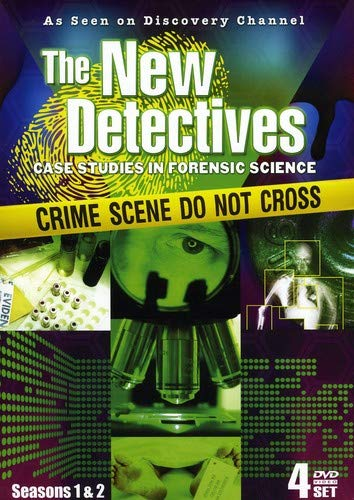 New Detectives Season 1-2 - AS SEEN ON DISCOVERY CHANNEL
