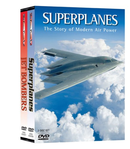 Superplanes: The Story of Modern Air Power