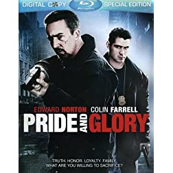 Pride and Glory (+ Digital Copy) [Blu-ray]