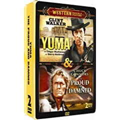 Yuma/Proud And Damned - 2 DVD Collector's Edition Embossed Tin