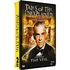 Tales Of The Unexplained From The Veil - 2 DVD - Collector's Edition Embossed Tin