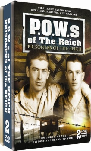 POWs of the Reich: Prisoners of the Reich - 2 DVD COLLECTOR'S EMBOSSED TIN!
