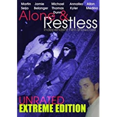 Alone and Restless: Special Edition DVD