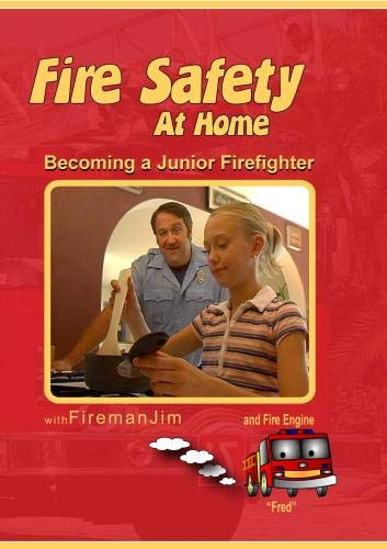 Becoming a Junior Firefighter