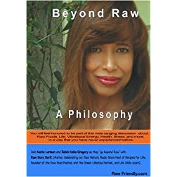 Beyond Raw: A Philosophy - 2 Disk  Set