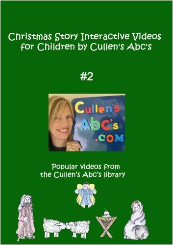 Christmas Story Interactive Videos for Children by Cullen's Abc's