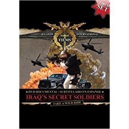 IRAQ'S SECRET SOLDIERS DVD DOCUMENTAL / SUBTITULADO EN ESPA�OL