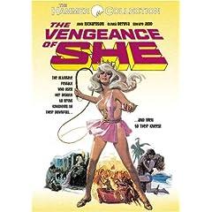 The Vengeance of She (2 Disc Set)