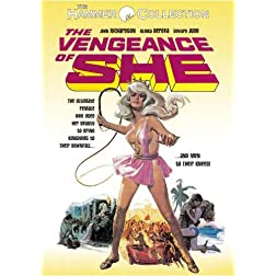The Vengeance of She (2 Disc Set)
