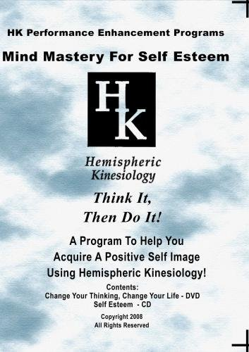 Mind Mastery For Self Esteem (DVD & CD)
