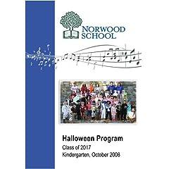 Kindergarten - Halloween Program