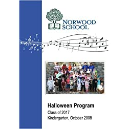 Kindergarten - Halloween Program