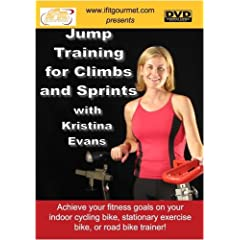 iFit Gourmet Indoor Cycling: Jump Training for Climbs and Sprints