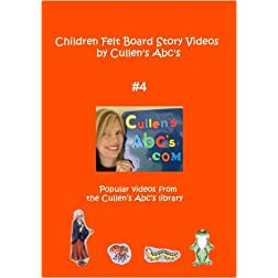 Children Felt Board Story Videos by Cullen's Abc's