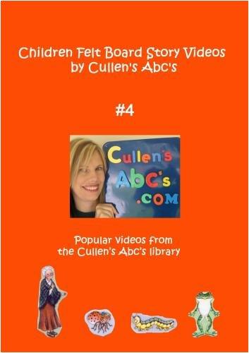 Children Felt Board Story Videos by Cullen's Abc's