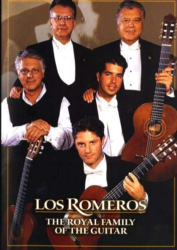 Los Romeros: The Royal Family of the Guitar
