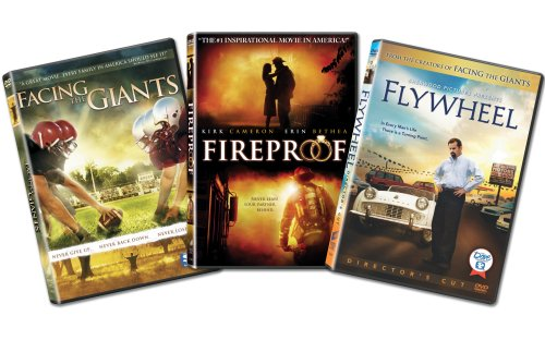 Faith-Based Three-Pack (Facing the Giants/ Fireproof / Flywheel) (Amazon.com Exclusive)