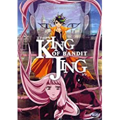 King of Bandit Jing: Complete Collection