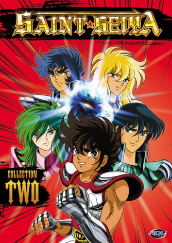 Saint Seiya: Collection 2