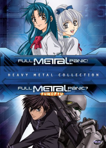 Full Metal Panic: Fumoffu, Vol. 3