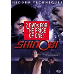 Shinobi, Vol. 3: Hidden Techniques/Shinobi, Vol. 4: A Way Out