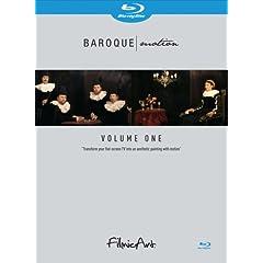 Baroque Motion, Vol. 1 [Blu-ray]