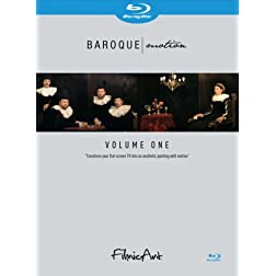 Baroque Motion, Vol. 1 [Blu-ray]