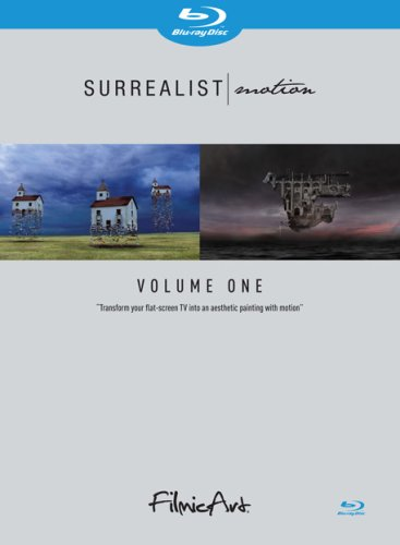 Surrealist Motion, Vol. 1 [Blu-ray]