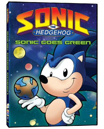 Sonic the Hedgehog: Sonic Goes Green