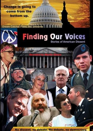 Finding Our Voices:  Stories of American Dissent