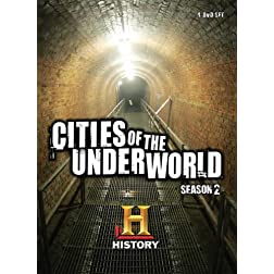 Cities of the Underworld: The Complete Season Two