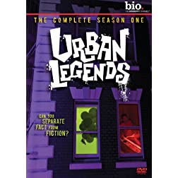 Urban Legends: The Complete Season One