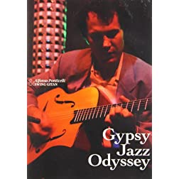 Gypsy Jazz Odyssey