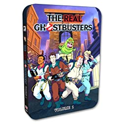 The Real Ghostbusters, Vol 1 (5 DVD)