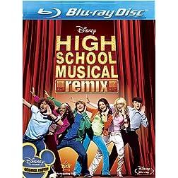 High School Musical: Remix [Blu-ray]