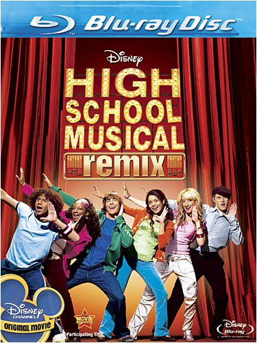 High School Musical: Remix [Blu-ray]