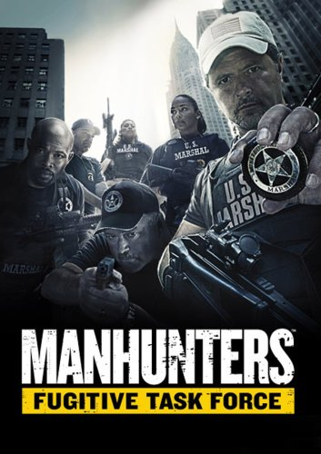 Manhunters: Fugitive Task Force DVD SET
