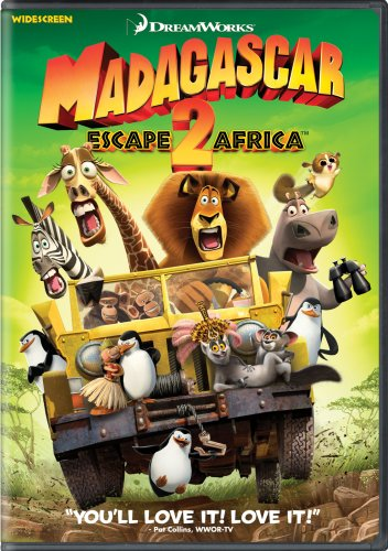 Madagascar - Escape 2 Africa (Widescreen)