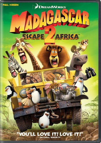 Madagascar - Escape 2 Africa (Full Screen)