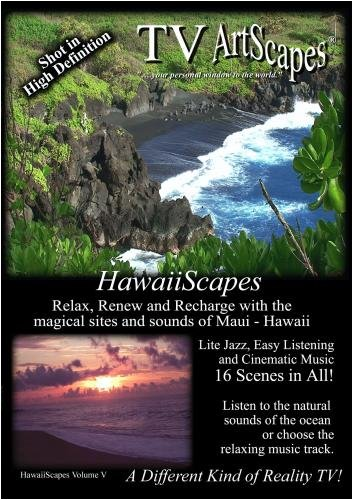 TV ArtScapes   -  HawaiiScapes    Vol V